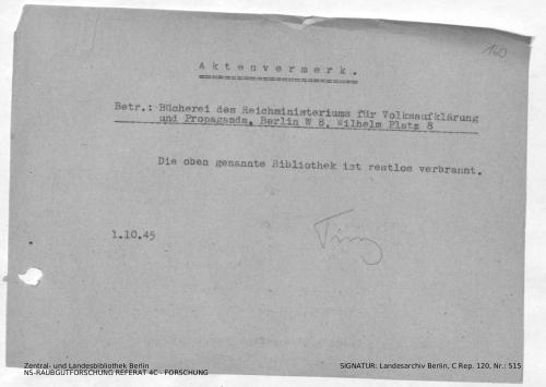 Landesarchiv Berlin, C Rep. 120 Nr. 515, Bl. 160
