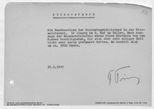 Landesarchiv Berlin, C Rep. 120 Nr. 515, Bl. 166