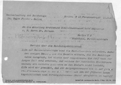 Landesarchiv Berlin, C Rep. 120 Nr. 515, Bl. 167