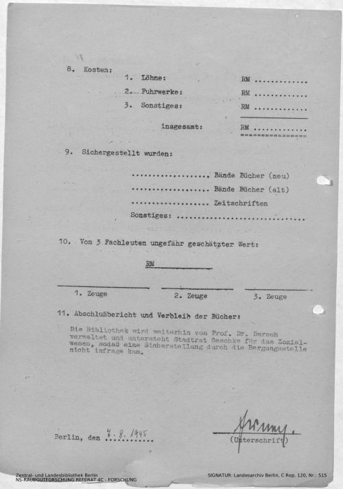 Landesarchiv Berlin, C Rep. 120 Nr. 515, Bl. 170