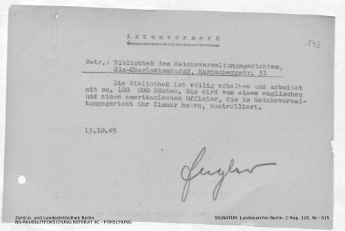 Landesarchiv Berlin, C Rep. 120 Nr. 515, Bl. 173
