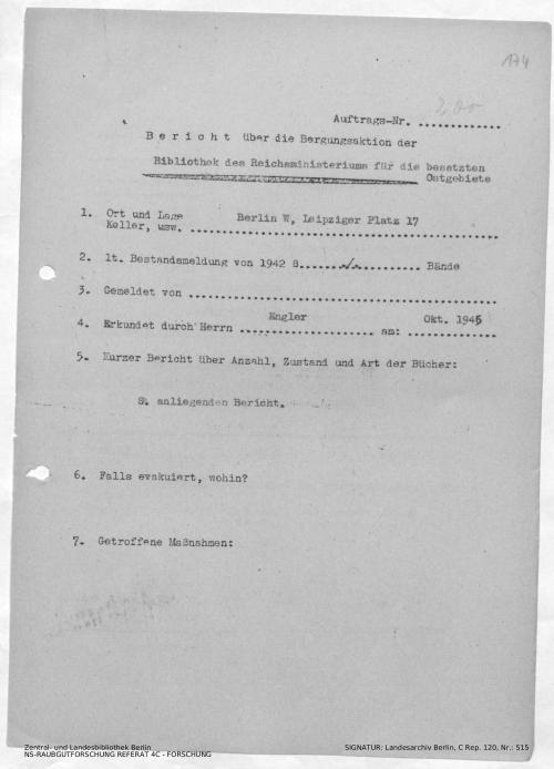Landesarchiv Berlin, C Rep. 120 Nr. 515, Bl. 174