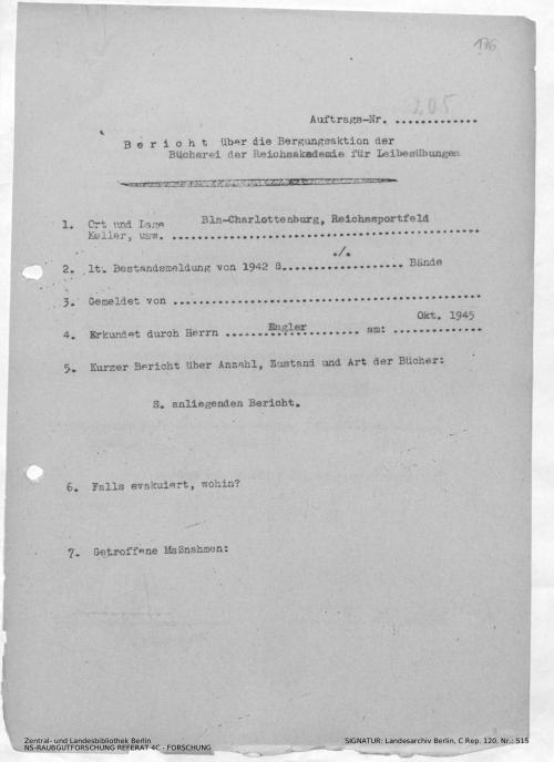 Landesarchiv Berlin, C Rep. 120 Nr. 515, Bl. 176
