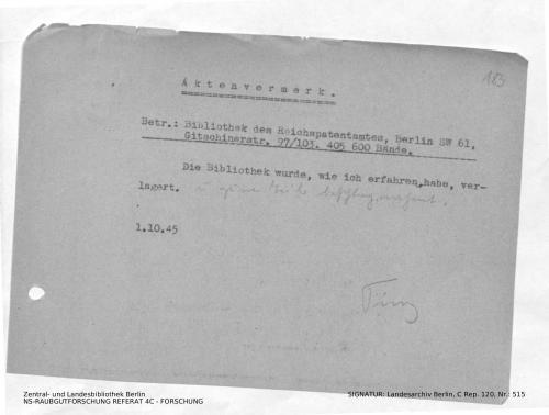 Landesarchiv Berlin, C Rep. 120 Nr. 515, Bl. 183