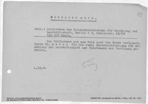 Landesarchiv Berlin, C Rep. 120 Nr. 515, Bl. 185