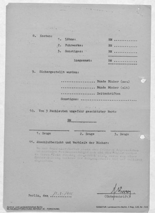 Landesarchiv Berlin, C Rep. 120 Nr. 515, Bl. 190