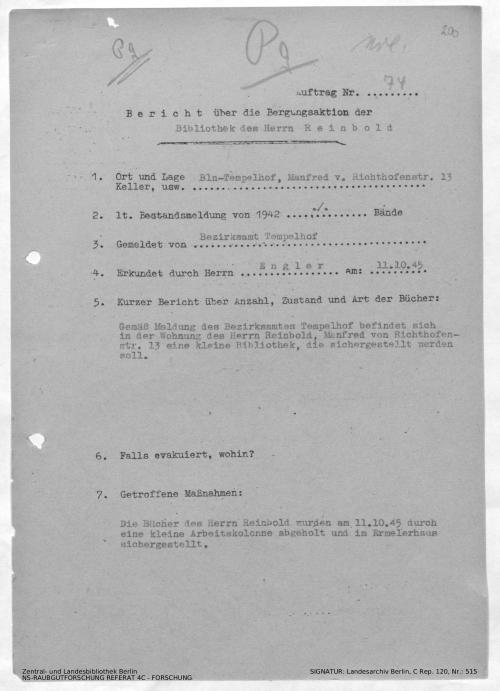 Landesarchiv Berlin, C Rep. 120 Nr. 515, Bl. 200