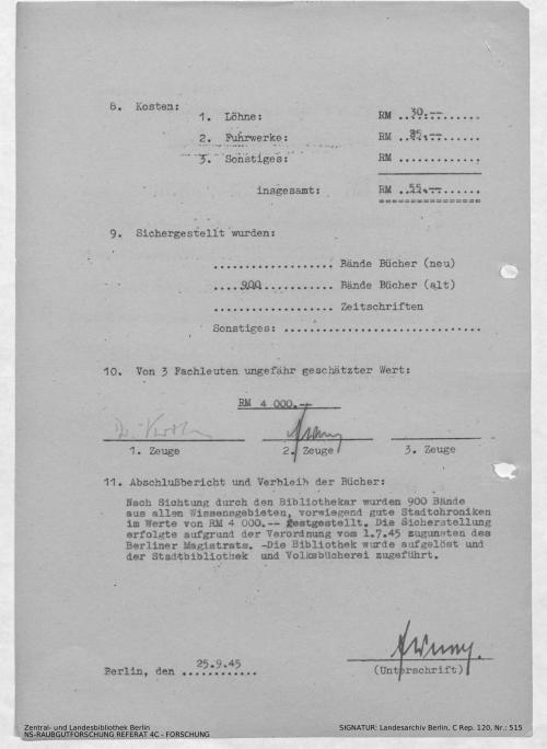 Landesarchiv Berlin, C Rep. 120 Nr. 515, Bl. 207
