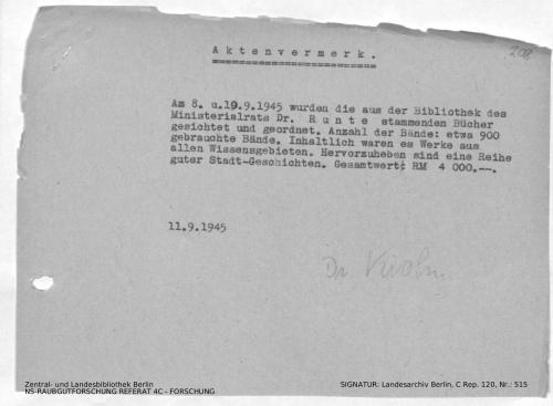 Landesarchiv Berlin, C Rep. 120 Nr. 515, Bl. 208