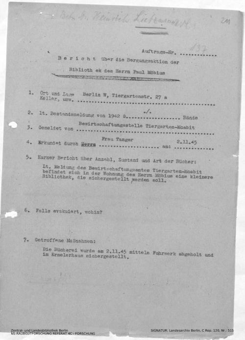 Landesarchiv Berlin, C Rep. 120 Nr. 515, Bl. 211