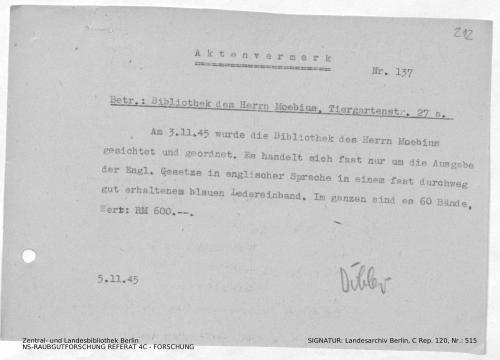 Landesarchiv Berlin, C Rep. 120 Nr. 515, Bl. 212