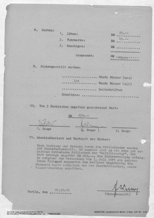 Landesarchiv Berlin, C Rep. 120 Nr. 515, Bl. 217