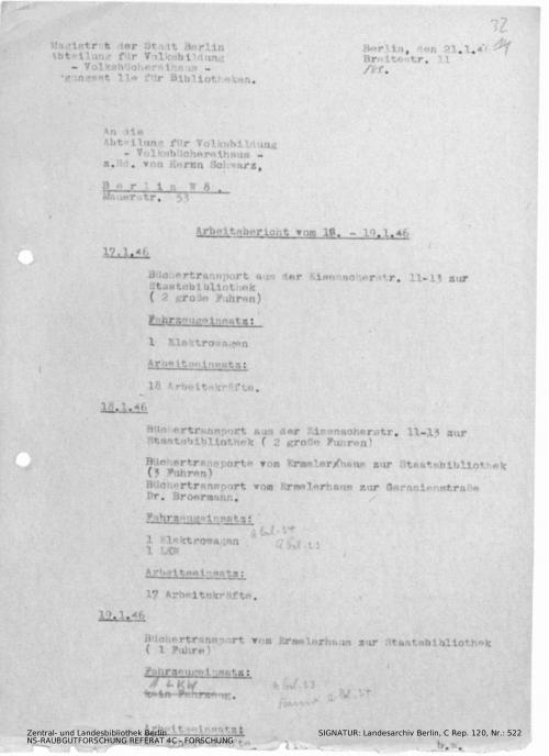 Landesarchiv Berlin, C Rep. 120 Nr. 522, Bl. 32