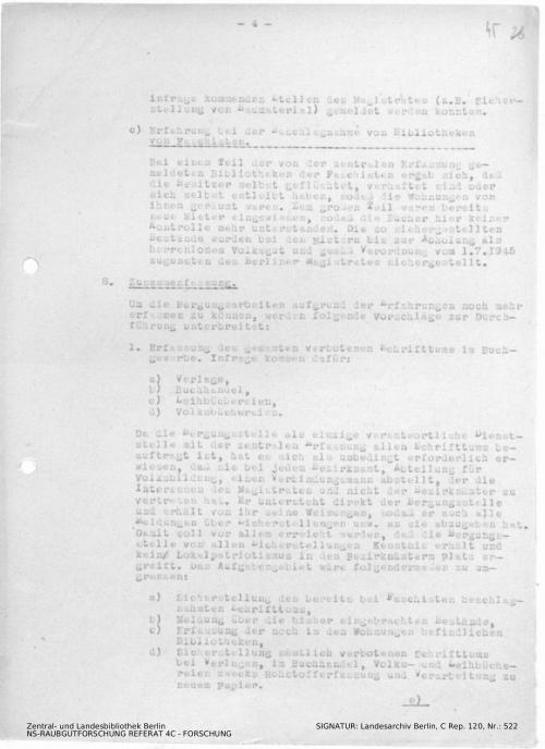 Landesarchiv Berlin, C Rep. 120 Nr. 522, Bl. 45