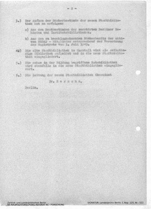 Landesarchiv Berlin, C Rep. 120 Nr. 522, Bl. 64